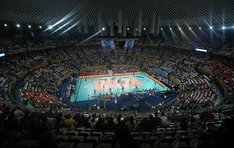 Всероссийская федерация волейбола определила план подготовки сборных к Олимпийским играм