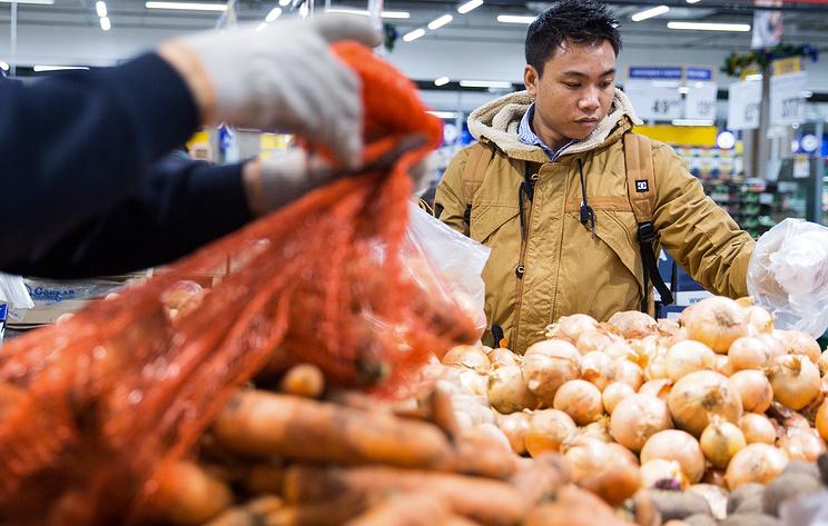 В России на Новый год стали покупать больше продуктов и меньше петард