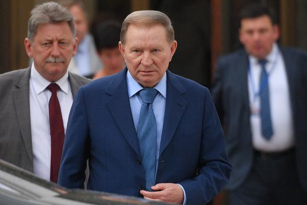Кучма перечислил условия мира в Донбассе