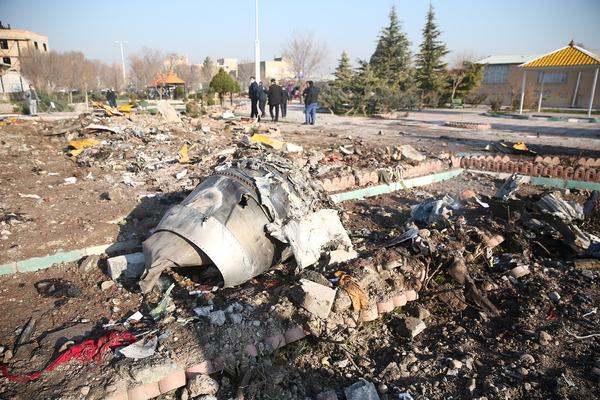 В гибели украинского лайнера в Иране заметили «эффект Чернобыля»