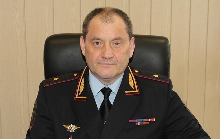 Суд арестовал главу МВД по Республике Коми по делу о взяточничестве