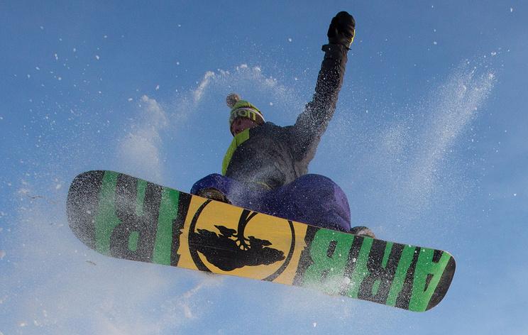 В Сахалинской области отметили День снега