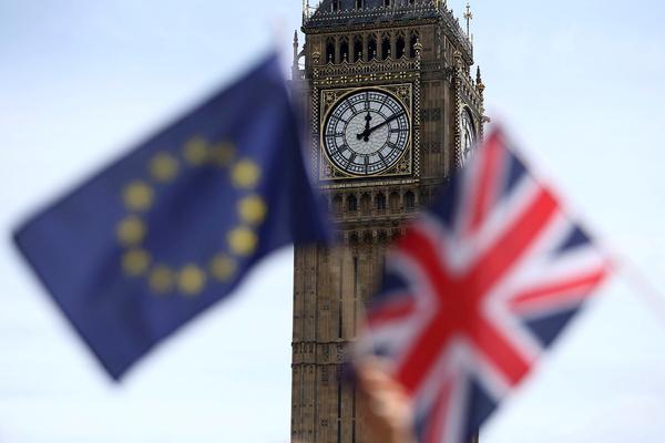 Евросоюз подписал Brexit