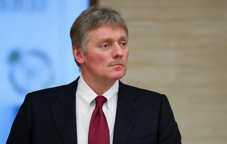 Песков заявил об отсутствии планов встречи Путина и Зеленского