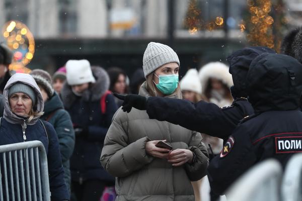 Россия приготовилась к масштабному распространению коронавируса по всей стране