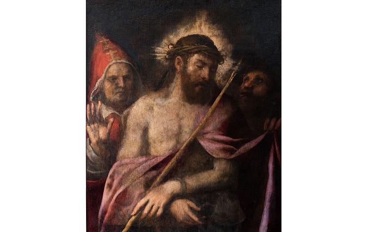 """Картину Тициана """"Се, человек!"""" показывают в Пушкинском музее впервые за 93 года"""