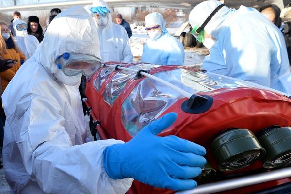 В Китае возросло число умерших от коронавируса