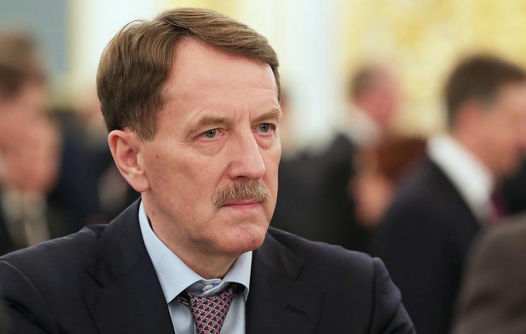 Гордеев станет вице-спикером Госдумы