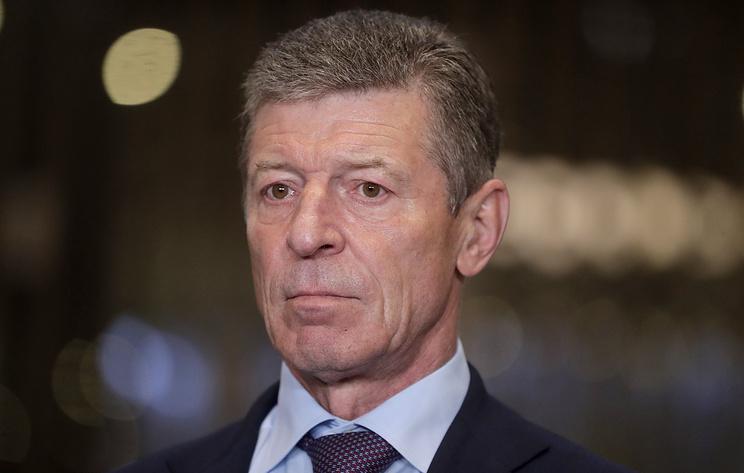 Козак заявил, что Россия и Белоруссия продолжат консультации по интеграции