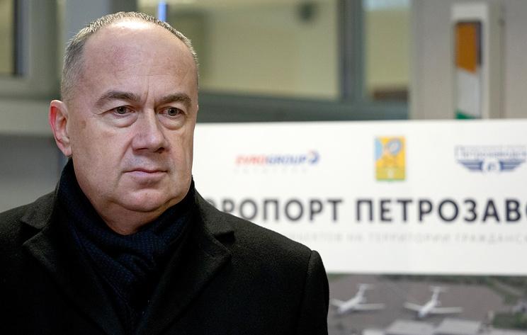 Экс-министр транспорта Карелии арестован по обвинению во взяточничестве