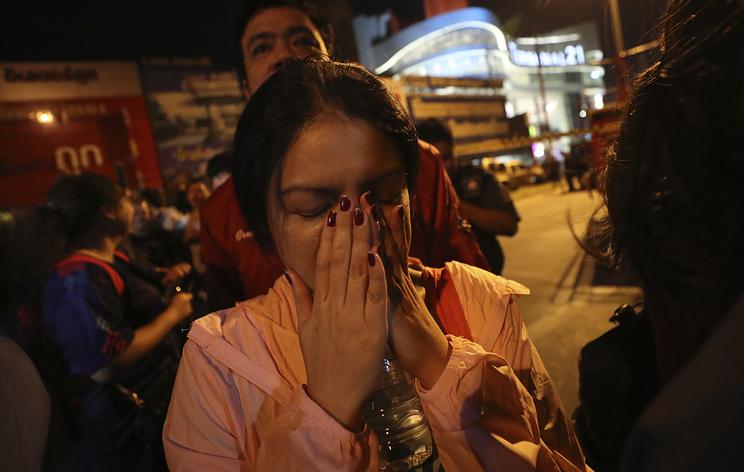 В Таиланде в результате стрельбы в торговом центре погиб 21 человек