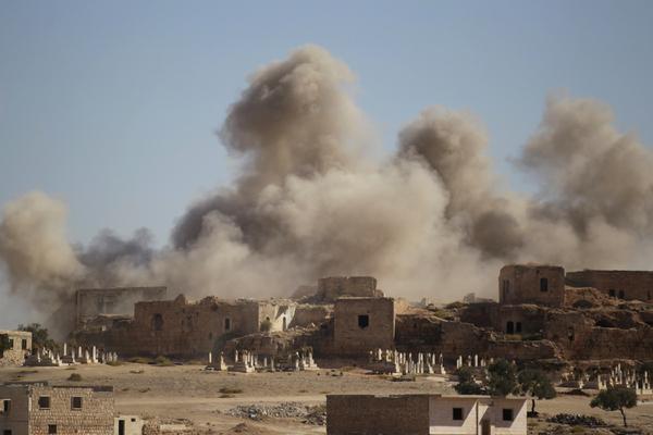 В НАТО призвали Россию остановить наступление Асада в Идлибе