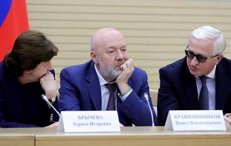 Крашенинников заявил, что срок подачи поправок в Конституцию могут продлить до 1 марта