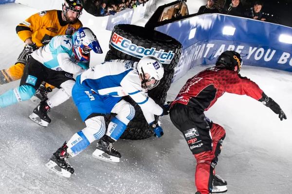 В Японии пройдет этап чемпионата мира по скоростному спуску на коньках