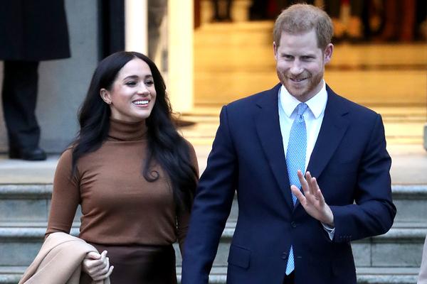 Принц Гарри и Меган Маркл вновь показали нежелание жить в Великобритании