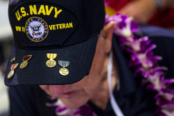 Американские ветераны Второй мировой приедут в Россию на День Победы
