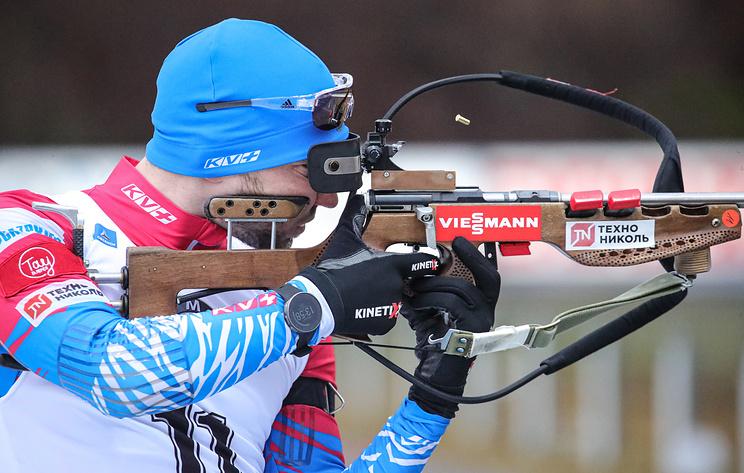 Биатлонист Логинов залечил свои травмы к чемпионату мира в Антхольце