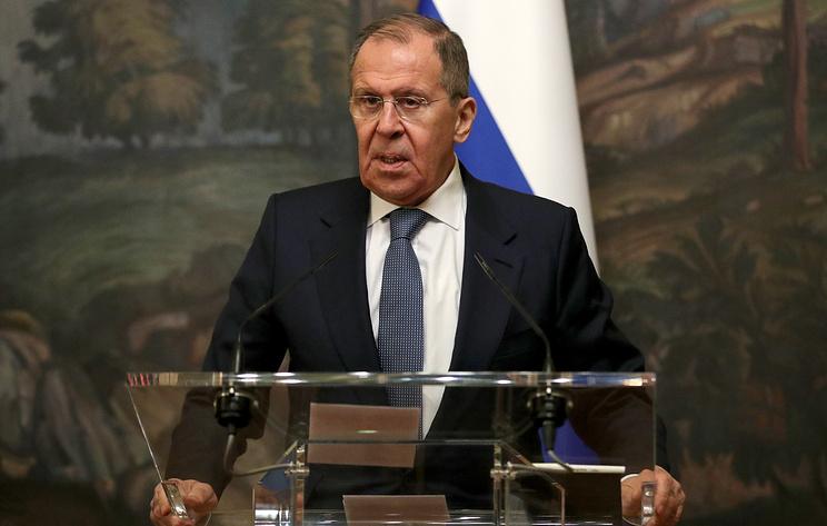 Лавров: увязывание Евросоюзом перспектив диалога с РФ с кризисом на Украине абсурдно