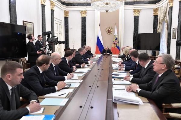 Путин назвал главный критерий при отборе кандидатов на посты министров