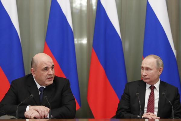 Путин отказался выбирать премьер-министра из предложенных кандидатов