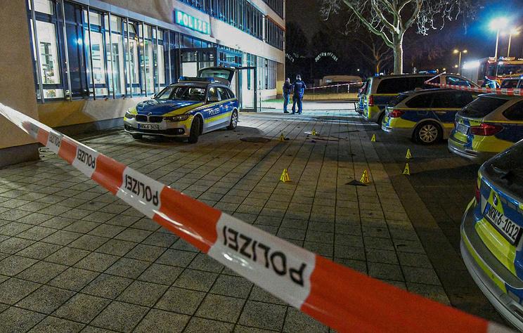 Bild: неизвестный открыл стрельбу в немецком городе Ханау