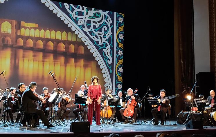 """Итальянские музыканты дали концерт """"По следам Марко Поло"""" на фестивале Башмета в Сочи"""