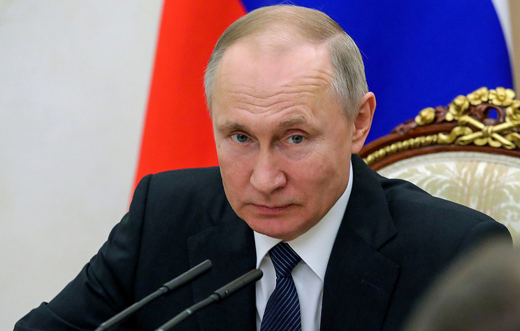 Путин подписал указ о ежемесячных выплатах на детей в возрасте с 3 до 7 лет
