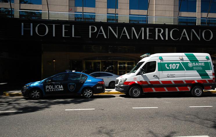 СМИ: не менее 200 человек были задержаны за нарушение всеобщего карантина в Аргентине