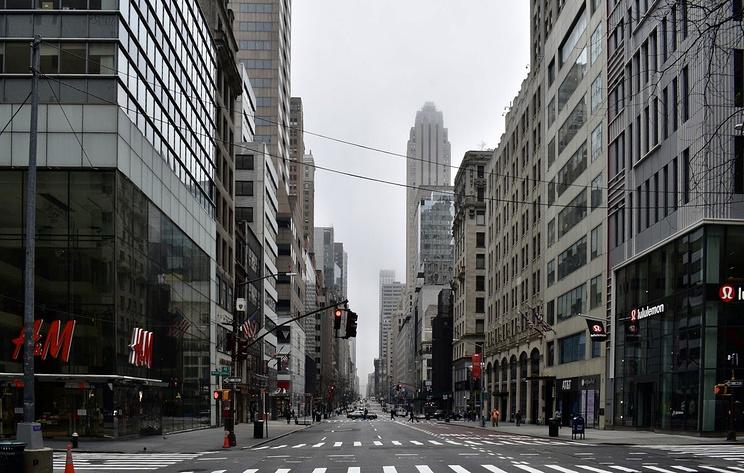 Нет пробок, Таймс-сквер опустела. Как живет Нью-Йорк во время пандемии коронавируса