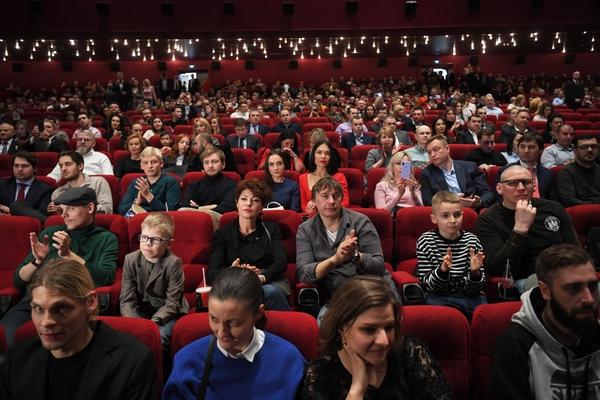 В России закроют все кинотеатры из-за коронавируса