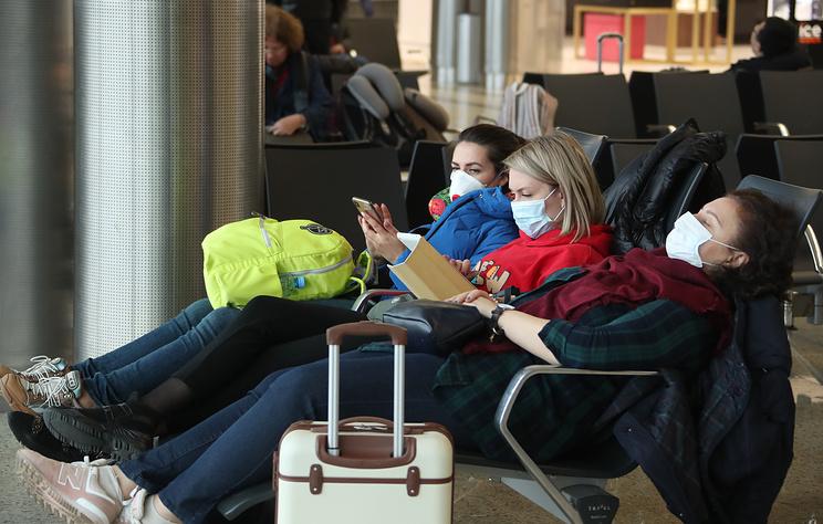 """Источник: """"Аэрофлот"""" не получил разрешение авиавластей ОАЭ на рейс из Дубая"""