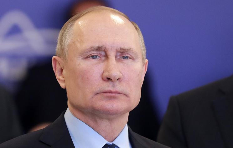 Не отпуская штурвал. 20 лет назад Путин был впервые избран президентом России