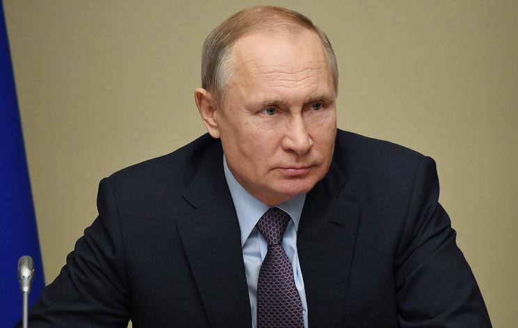 Путин принял отставку главы Коми Гапликова. Врио назначен Уйба