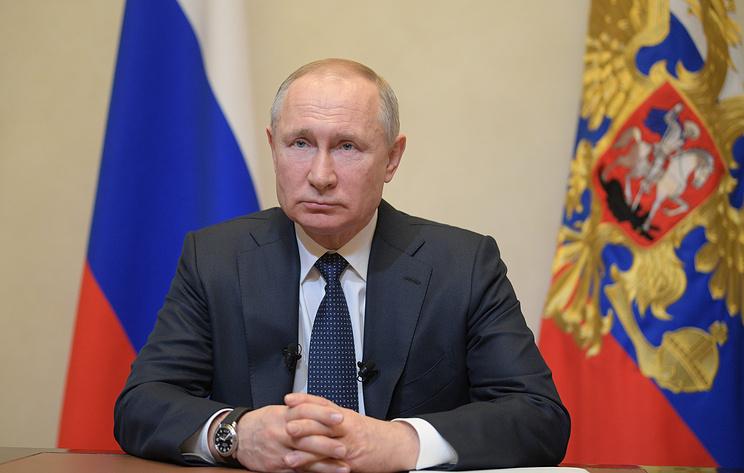 Путин принял отставку главы Камчатского края Илюхина. Врио назначен Солодов
