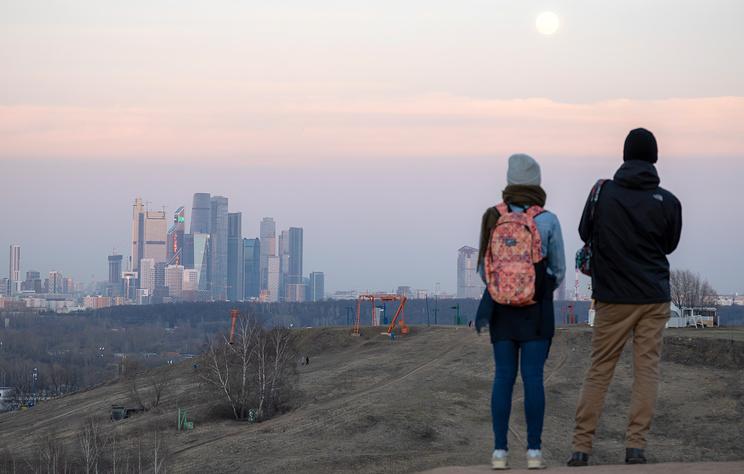 Аномально холодная погода ожидается в Центральной России в ближайшие дни