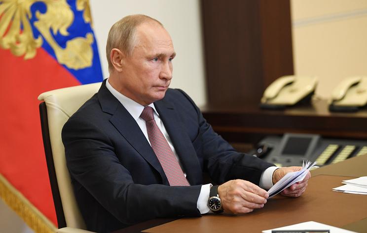 Путин рассчитывает, что новое правительство Нетаньяху продолжит сотрудничать с Россией