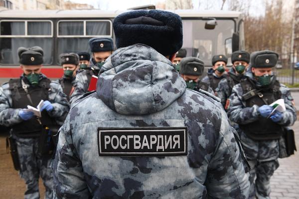 Призывавшего убивать росгвардейцев россиянина наказали