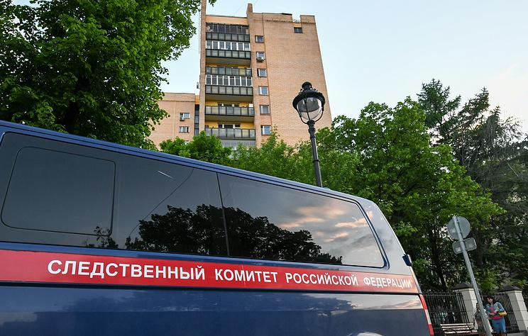 СК возбудил уголовное дело по факту крушения Ми-8 в Подмосковье