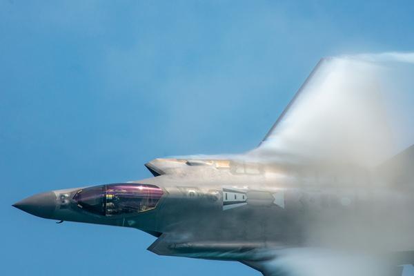 Третий F-35 разбился