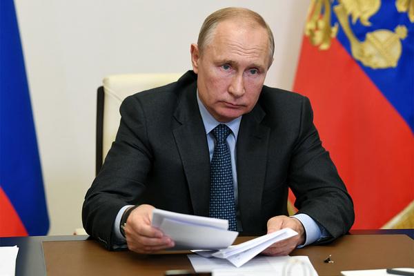 Путин поручил направить Дагестану средства для борьбы с коронавирусом