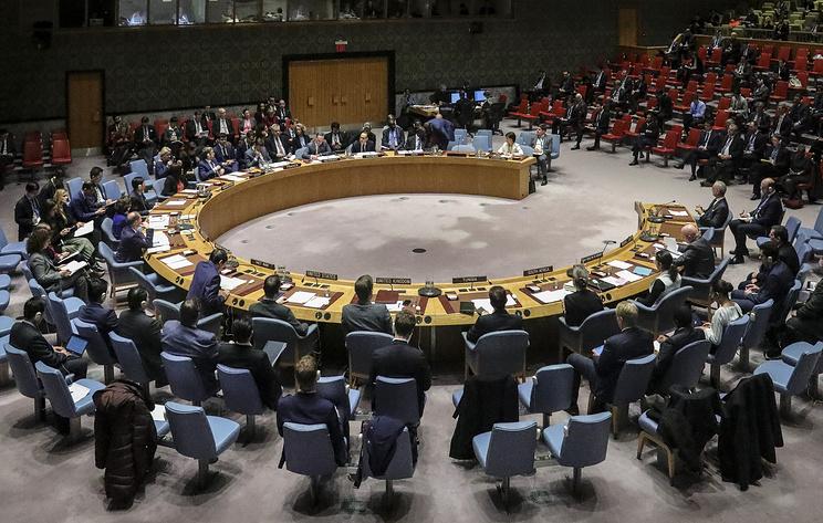 США заблокировали предложенное Россией заявление СБ ООН с осуждением вторжения в Венесуэлу