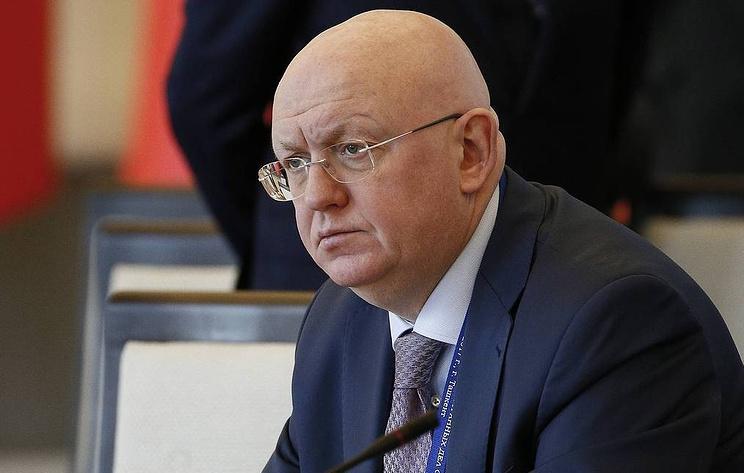 Небензя напомнил европейским коллегам о причинах воссоединения Крыма с Россией