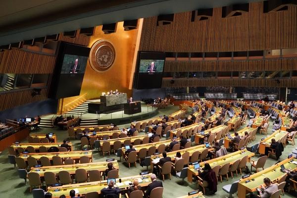 Украина и США отказались участвовать в заседании Совбеза ООН по Крыму