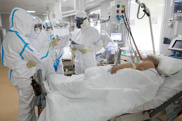 Собянин рассказал об увеличении смертности пациентов с COVID-19 в мае