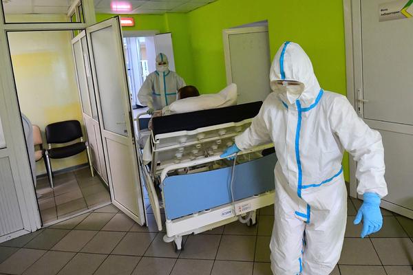 Названо новое число умерших пациентов с коронавирусом в Москве