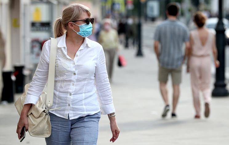 В МВД заявили, что маски не влияют на распознавание лиц при помощи камер видеонаблюдения