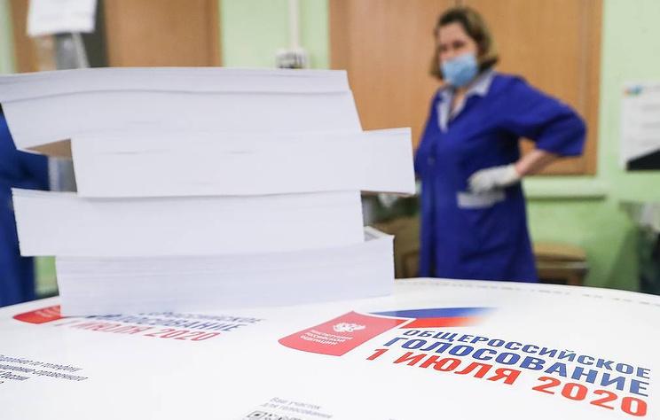 В Хабаровском крае и Еврейской АО начали голосовать по поправкам к конституции