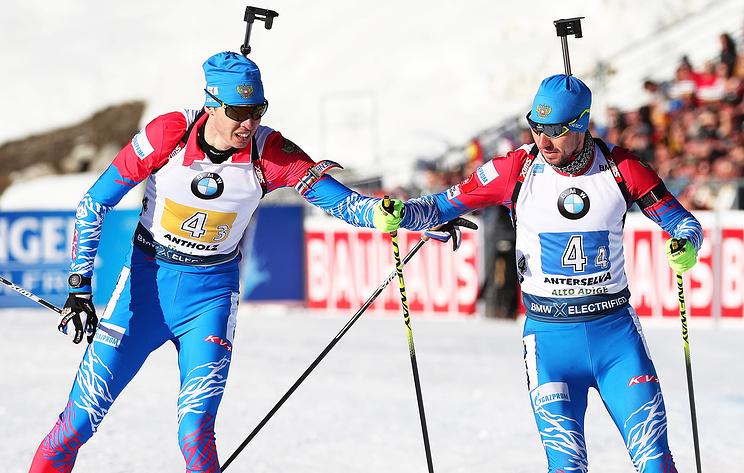 Мужская сборная России по биатлону проведет сбор в Рыбинске