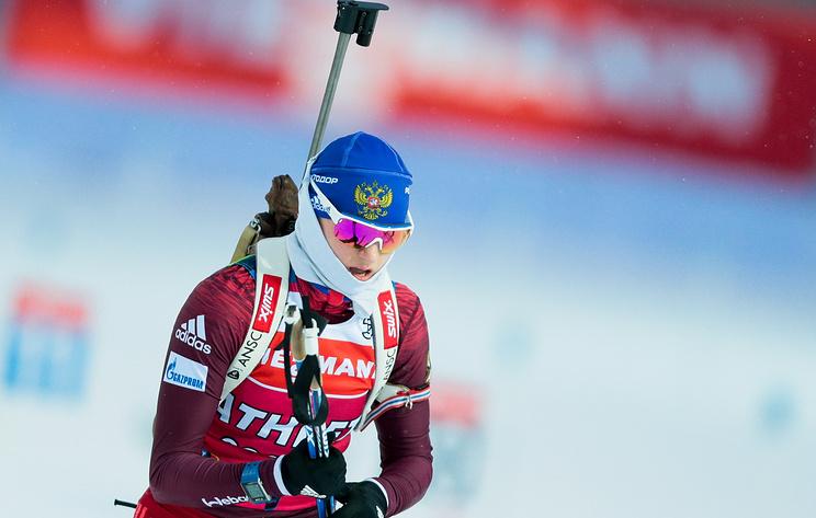 Основной состав женской сборной России по биатлону проведет сбор в Ижевске