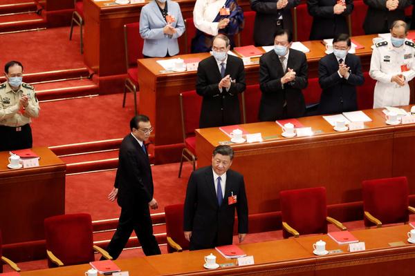 Китай принял закон о нацбезопасности Гонконга